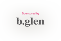 Sponsored by b.glen
